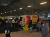 Booths and exhibits hall